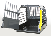 dog crate volvo